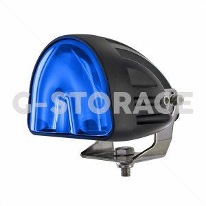 Blue safety spot